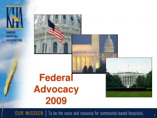 Federal Advocacy 2009