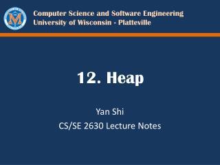 12. Heap