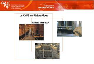 Années 2003-2004