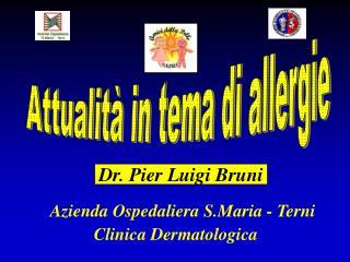 Attualità in tema di allergie