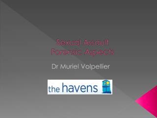 Dr Muriel  Volpellier