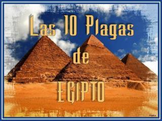Primer encuentro con Faraón.
