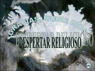 GRACIAS, PADRE DIOS