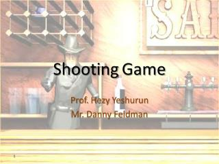 Shooting Game