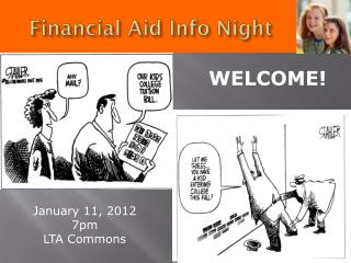 Financial Aid Info Night