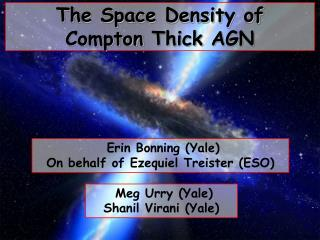 The Space Density of  Compton  Thick  AGN