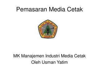 Pemasaran Media Cetak