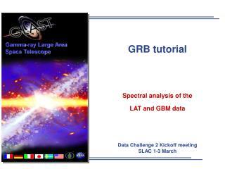 GRB tutorial