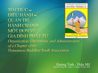 Quảng Tịnh  -  Diệu Mỹ Huyền Trang  IV -  ngày  17  tháng  9 n ă m 2011