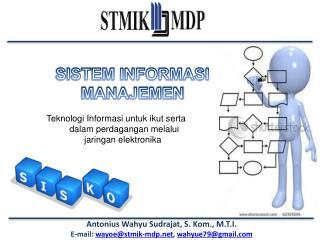 Teknologi Informasi untuk ikut serta dalam perdagangan melalui jaringan elektronika