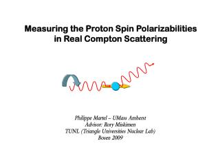 Measuring the Proton Spin Polarizabilities in Real Compton Scattering