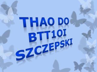 Thao do btt1oi SZCZEPSKI