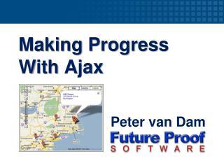 Making Progress With Ajax