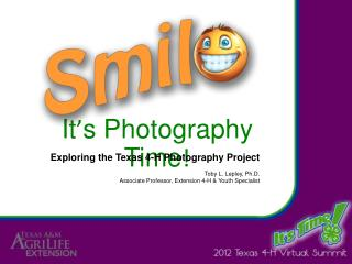 It ' s Photography Time !
