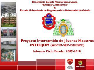 """Benemérita Escuela Normal Veracruzana  """"Enrique C.  Rébsamen """" &"""