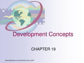 Development Concepts