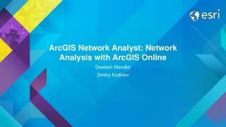Network Schedule Analysis