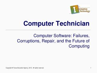 Computer Technician