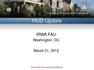 HUD Update