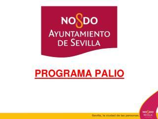 PROGRAMA PALIO
