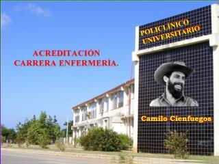 ACREDITACIÓN  CARRERA    ENFERMERÍA ACREDITACIÓN     CARRERA ENFERMERÍA.