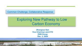 Common Challenge, Collaborative Response