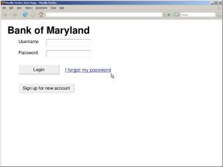 Bank of Maryland