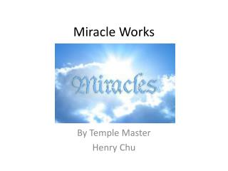 Miracle Works