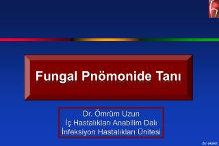 Fungal Pn�monide Tan?