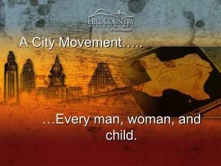 A City Movement�..