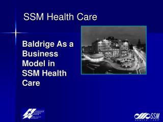 SSM Health Care