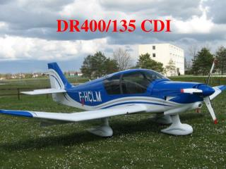 DR400/135 CDI