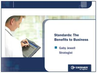 Standards: The Benefits to Business