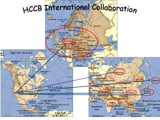 HCCB International Collaboration