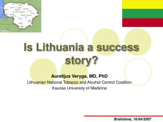 Is Lithuania a success story?