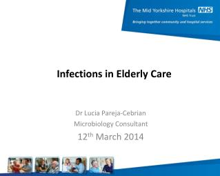 Infections in Elderly Care