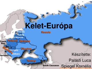 Kelet-Európa