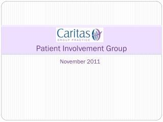 Patient Involvement Group