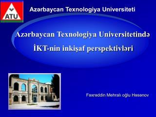 Fəxrəddin Mehralı oğlu Həsənov