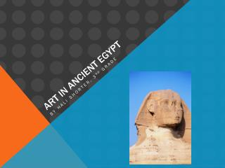 Art in Ancient Egypt