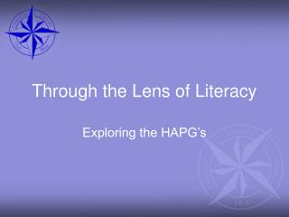 Through the Lens of Literacy