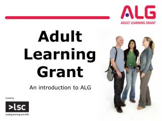 Adult Learning Grant