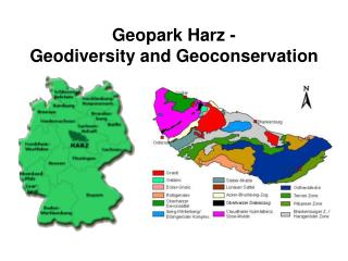 Geopark Harz -  Geodiversity and Geoconservation