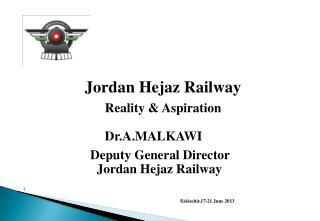Jordan Hejaz Railway