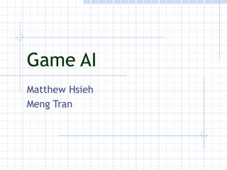 Game AI