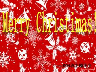 Merry Christimas!
