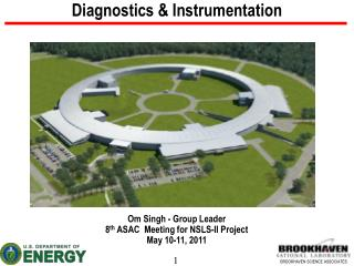 Diagnostics & Instrumentation