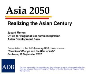 Asian Development Bank Business Opportunities