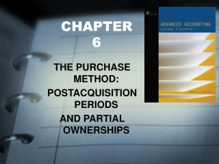 THE PURCHASE METHOD: POSTACQUISITION PERIODS AND PARTIAL OWNERSHIPS