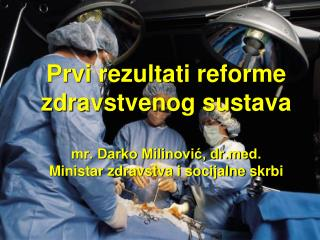 Što je reforma donijela pacijentima!
